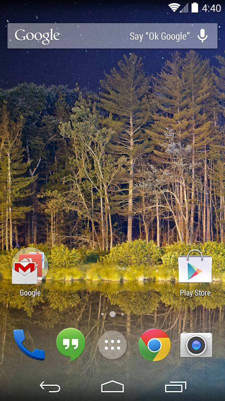 Google Now Launcher 1.4.large Screen 14