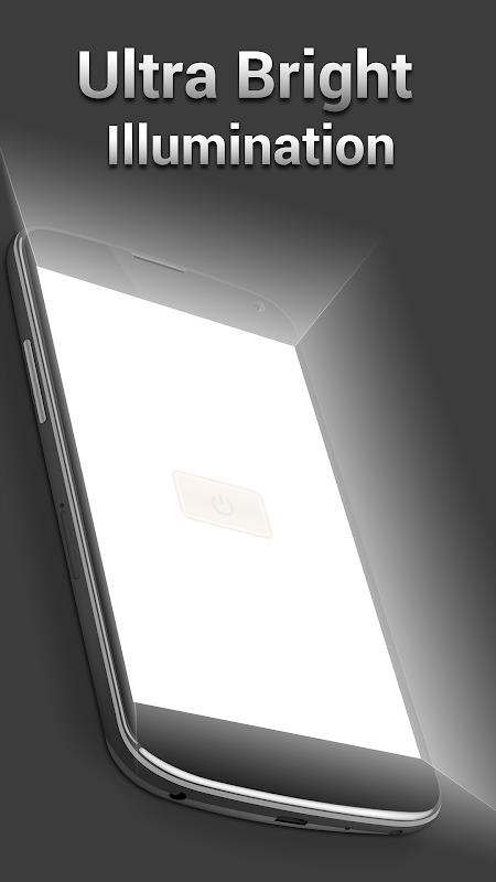 Android Torch - Tiny Flashlight ® Screen 1