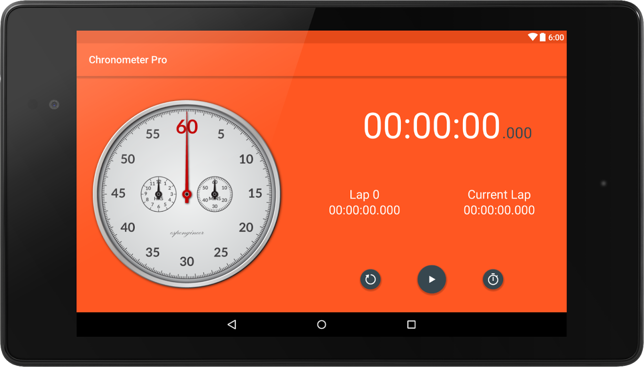 Chronometer 2.4 Screen 9