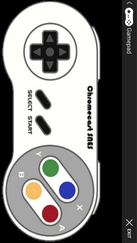 Android Chromecast SNES Emulator Screen 3