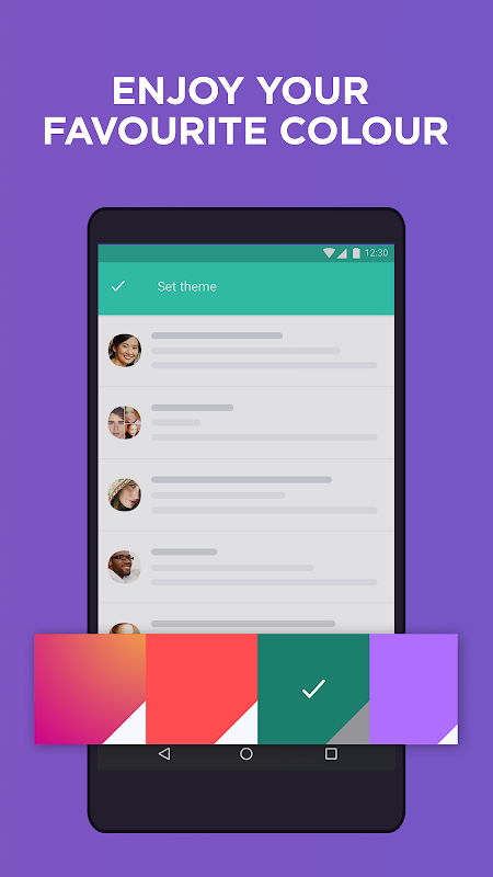 Android Yahoo Mail – Stay Organized Screen 5