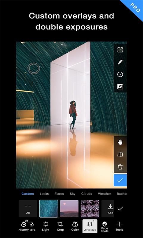 Polarr Photo Editor 5.0.5.0 Screen 5