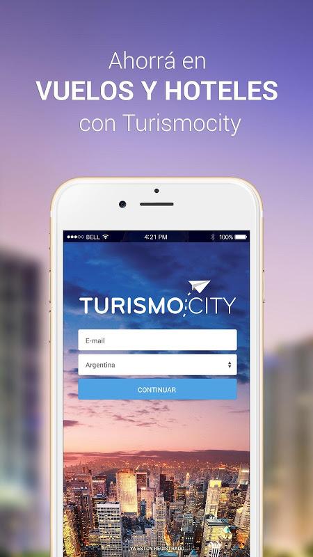 Android Turismocity Vuelos Baratos Screen 11