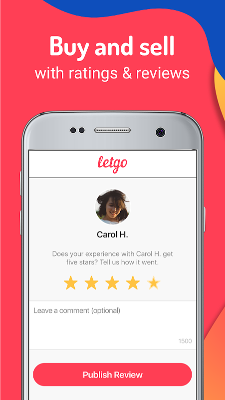 letgo: Buy & Sell Used Stuff, Cars & Real Estate 2.5.9 Screen 4