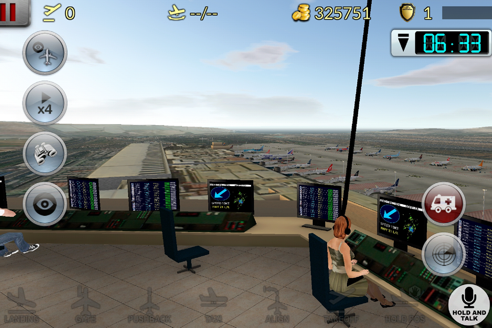 Unmatched Air Traffic Control 6.0.7 Screen 4