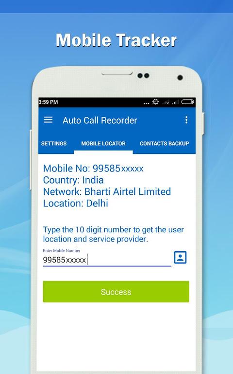 Auto Call Recorder PRO 1.11 Screen 5