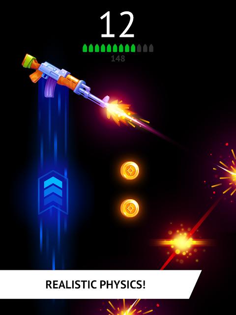 Flip the Gun - Simulator Game 1.2 Screen 7