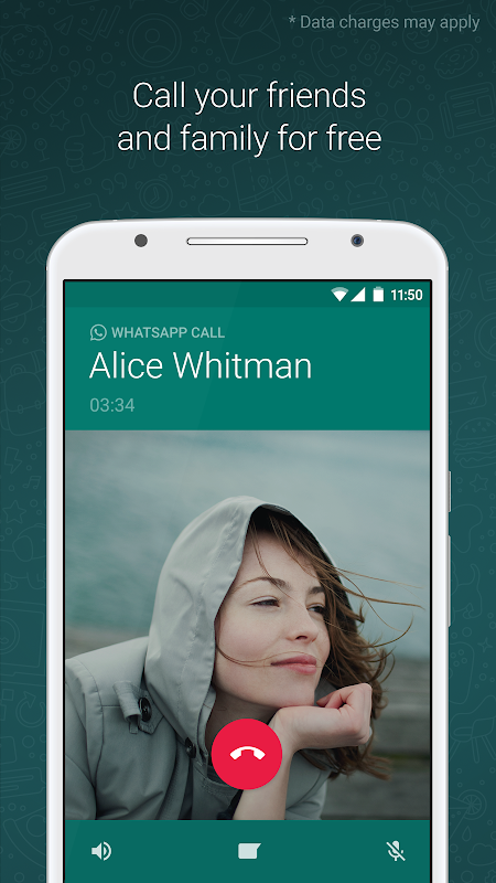 WhatsApp Messenger 2.19.144 Screen 2
