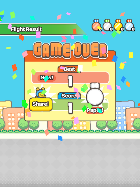 Android Swing Copters 2 Screen 9