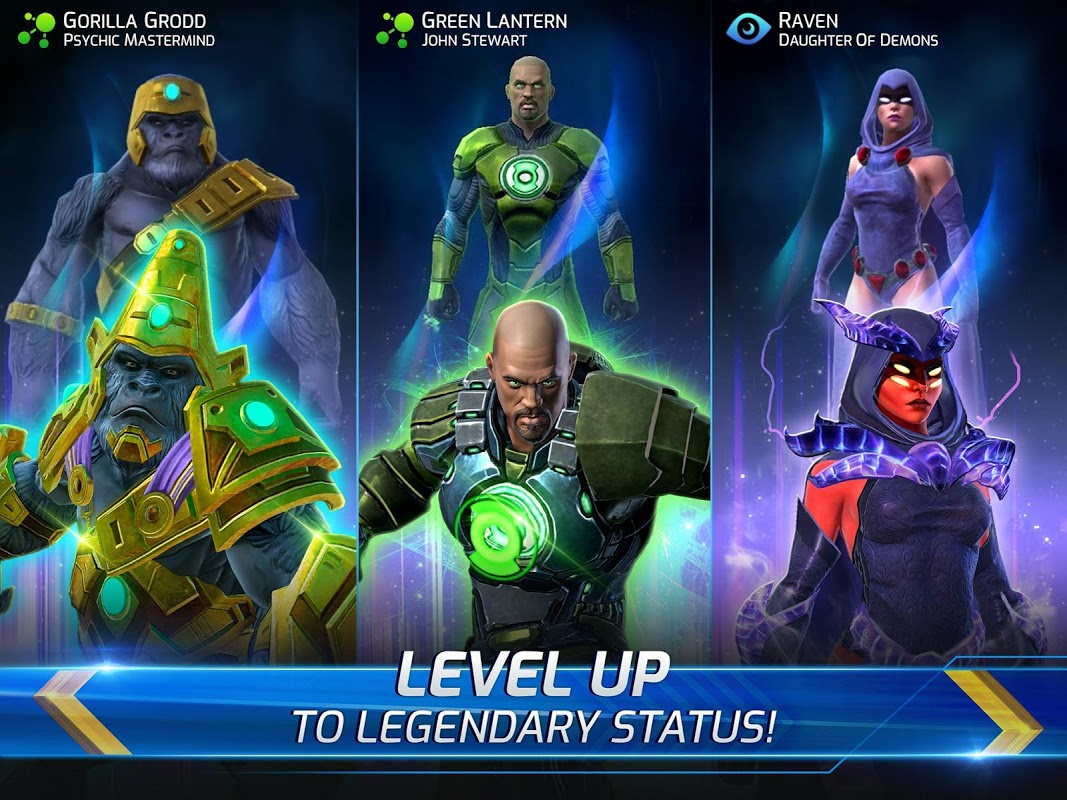 DC Legends: Battle for Justice 1.24.2 Screen 8