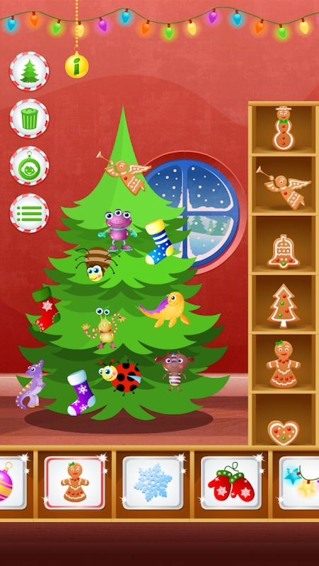 123 Kids Fun CHRISTMAS TREE 1.38c Screen 2