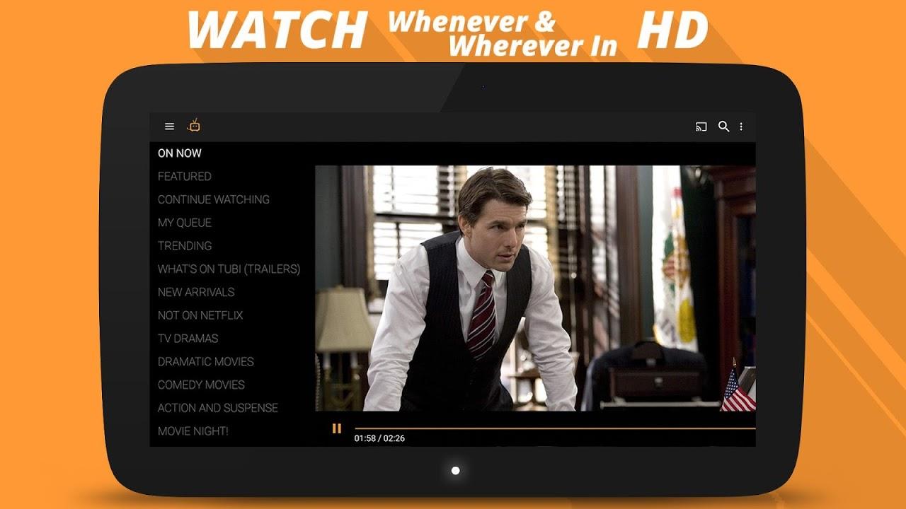 Tubi TV - Free Movies & TV 2.9.95 Screen 3