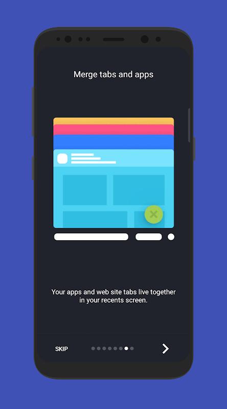 Lynket Browser (previously Chromer) 2.0.2 Screen 6