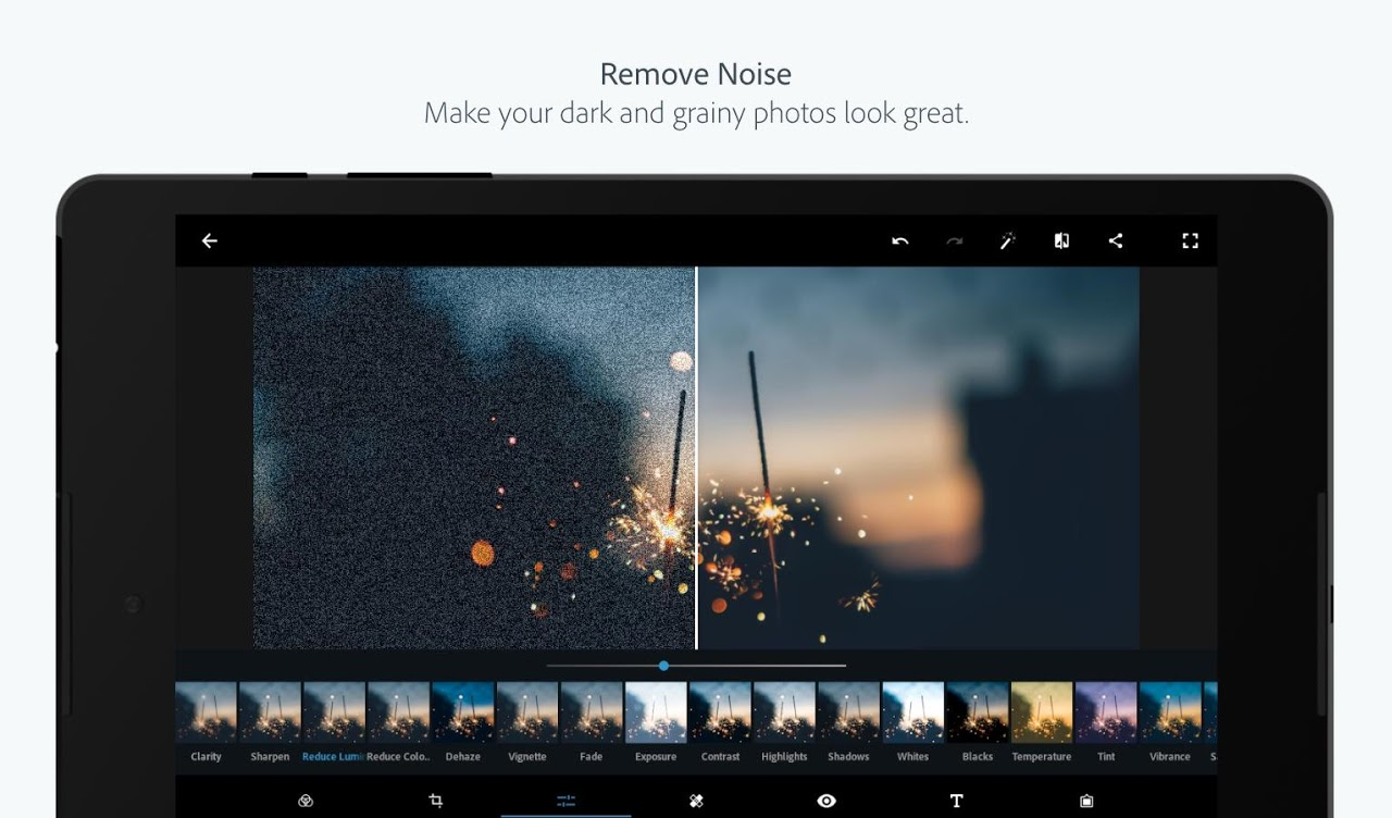 Adobe Photoshop Express:Photo Editor Collage Maker 5.8.561 Screen 9