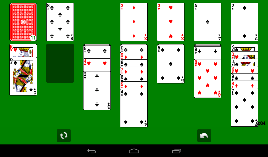 Solitaire 1.1.2 Screen 18