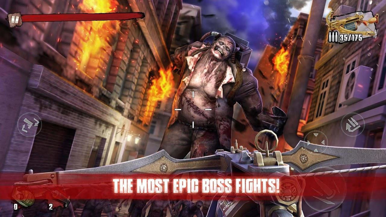Zombie Frontier 3-Shoot Target 2.14 Screen 2