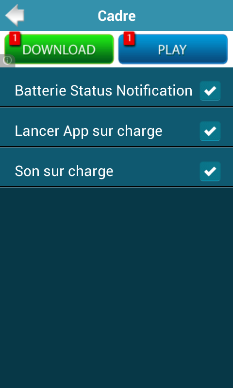 Android Battery Saver Pro Screen 1