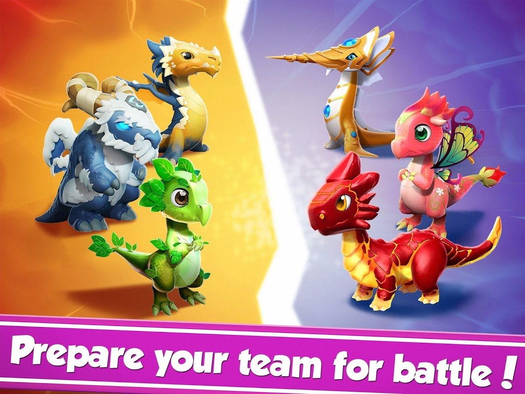 Android Dragon Mania Legends Screen 3
