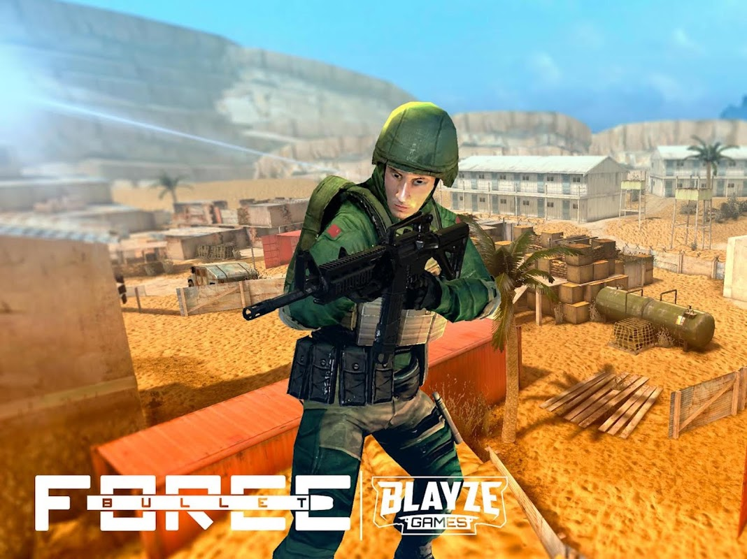 Bullet Force 1.60 Screen 4