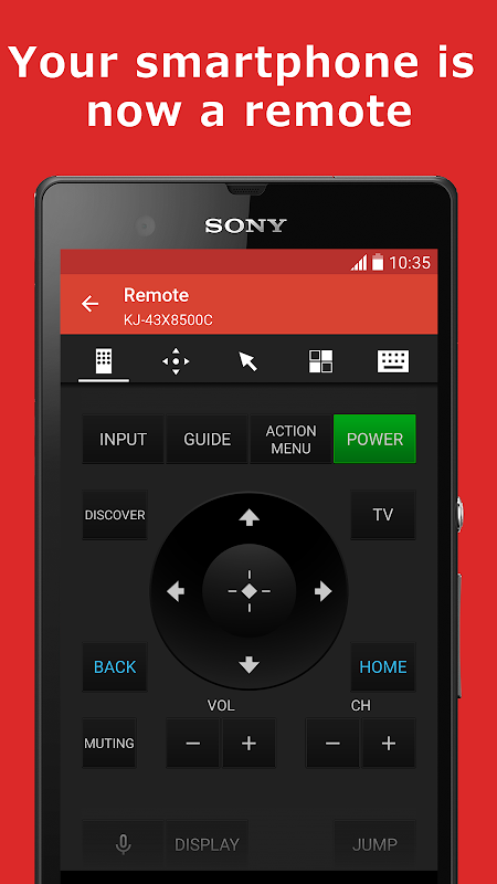 Sony Video & TV SideView | Remote 5 8 0 APK Download by Sony