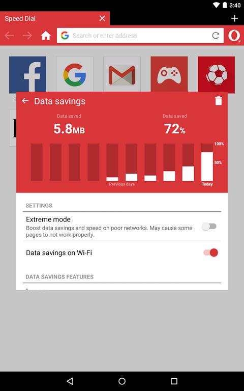 Opera Mini - fast web browser 25 0 2254 116653 APK Download