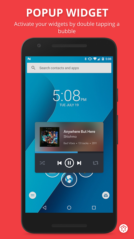 Android Smart Launcher 3 Screen 4