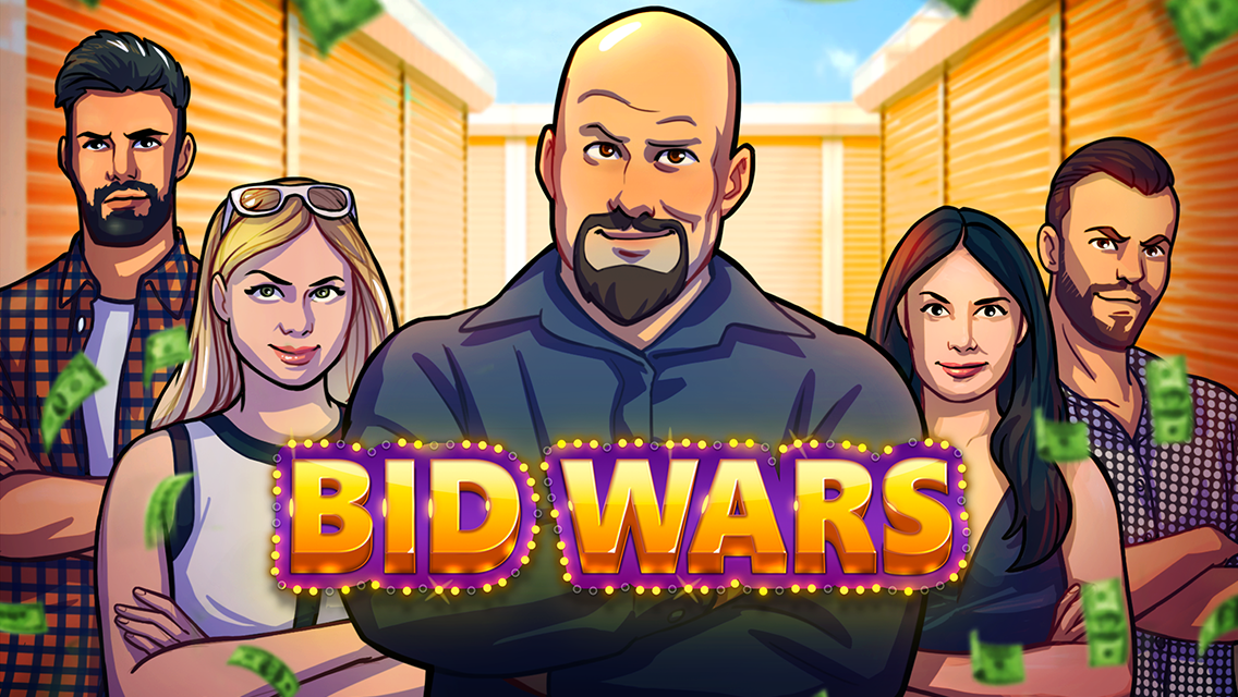Bid Wars - Storage Auctions and Pawn Shop Tycoon 2.10.1 Screen 2