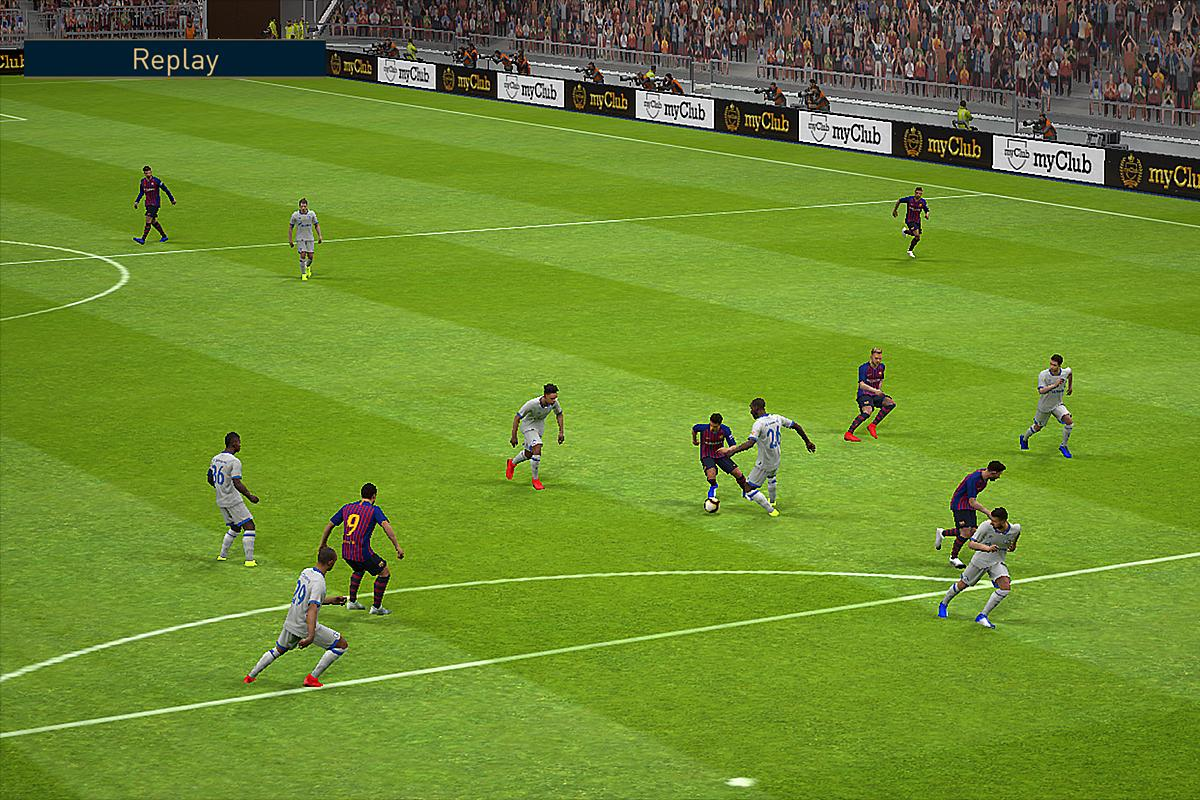 Android PES2017 -PRO EVOLUTION SOCCER- Screen 1