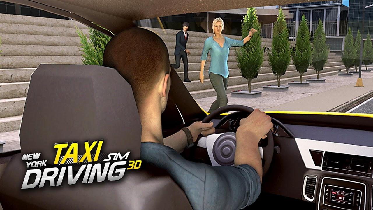 New York Taxi Driving Sim 3D 1.0 Screen 3