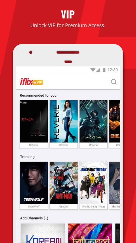 iflix 3.2.1-11637 Screen 2