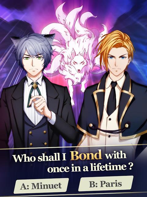 Otome Game:Love Magic Episode2 1.0 Screen 3