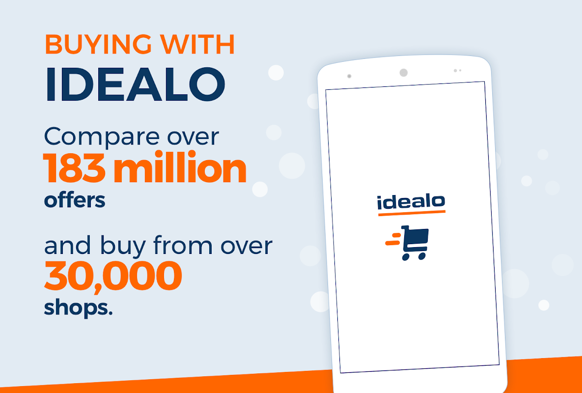 idealo - Price Comparison & Mobile Shopping App 10.4.4 Screen 1