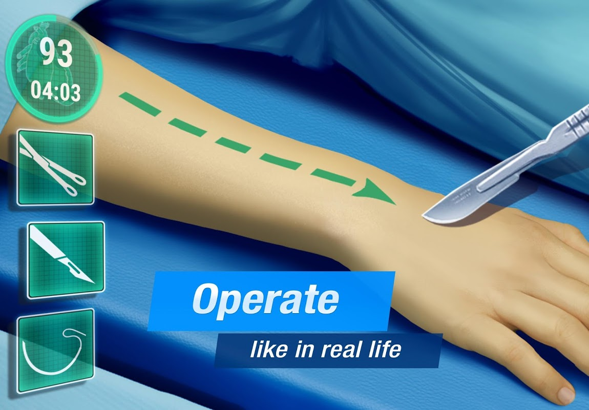 Operate Now: Hospital 1.29.1 Screen 8