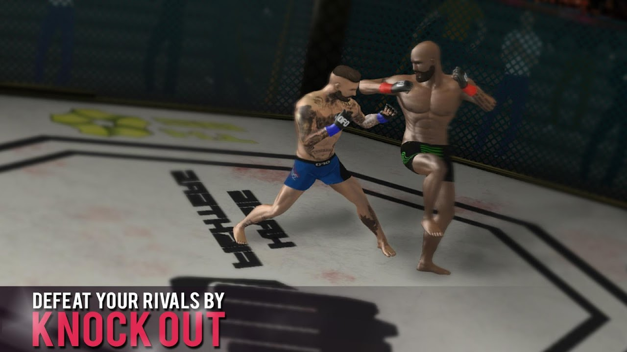 Android MMA Fighting Games Screen 4