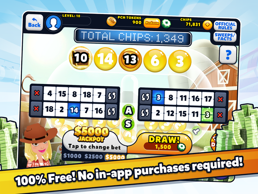 PCH Lotto Blast 1 1 1183 APK Download by Publishers Clearing