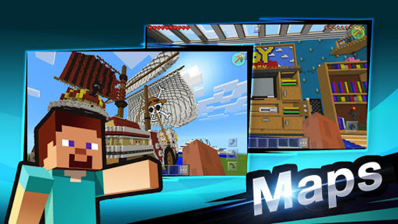 Android Master for Minecraft- Launcher Screen 5