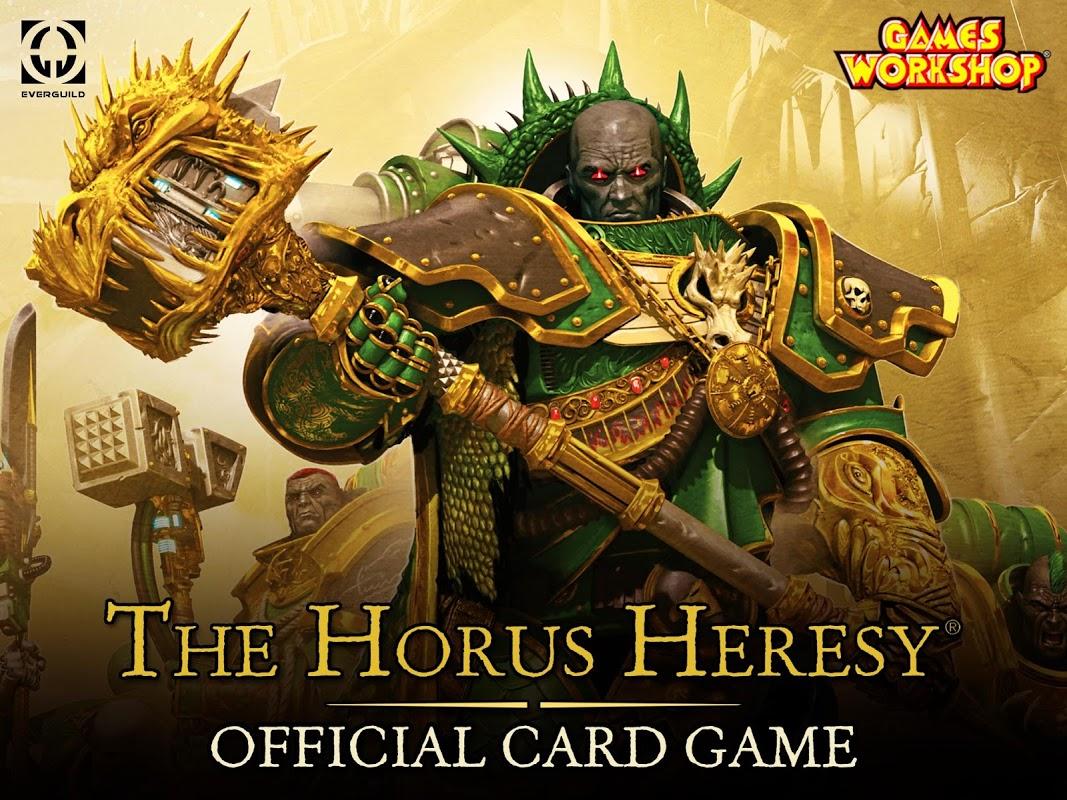 The Horus Heresy: Legions – TCG card battle game 1.2.4 Screen 13