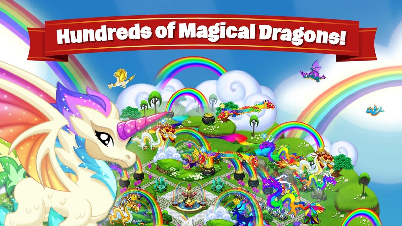 DragonVale 4.14.1 Screen 6