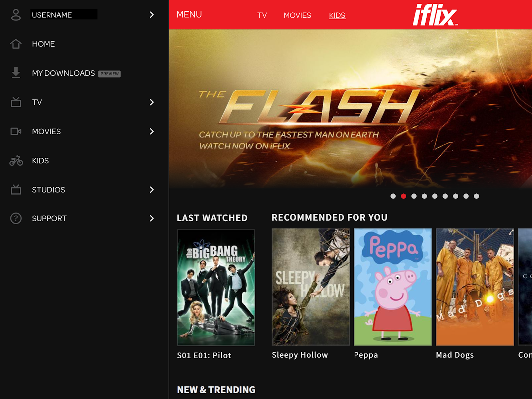 iflix 2.18.0-2982 Screen 6