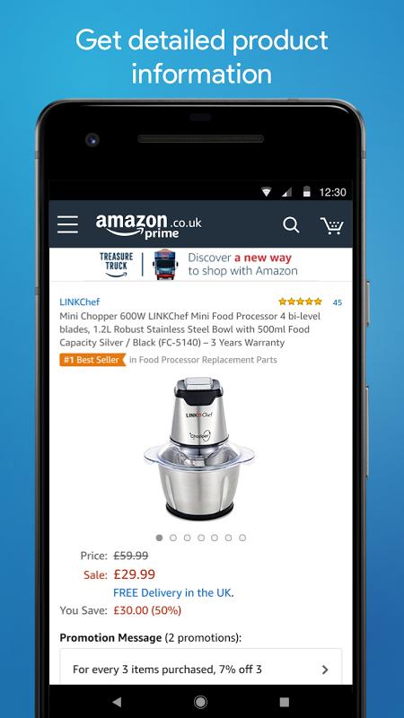 Amazon Shopping 16.01.0.100 Screen 3