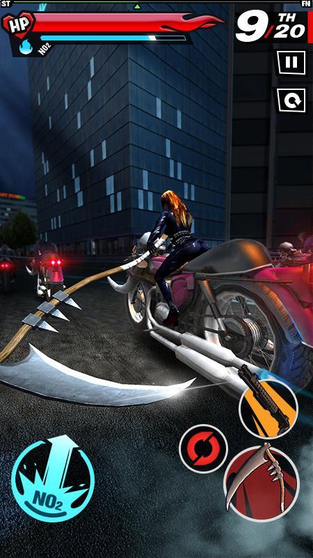Fury Rider 1.0.3 Screen 7