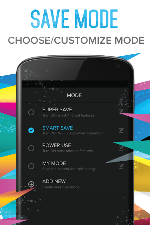 Battery Saver Pro 3.6.3 Screen 2