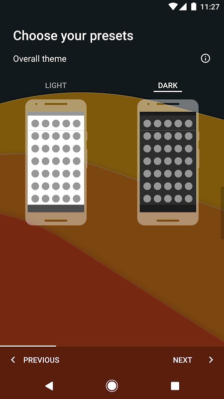 Nova Launcher 5.5-beta2 Screen 6