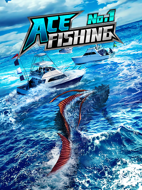 Ace Fishing: Wild Catch 3.0.1 Screen 2