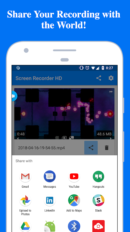Screen Recorder - Record with Facecam And Audio 2.0.9 Screen 3