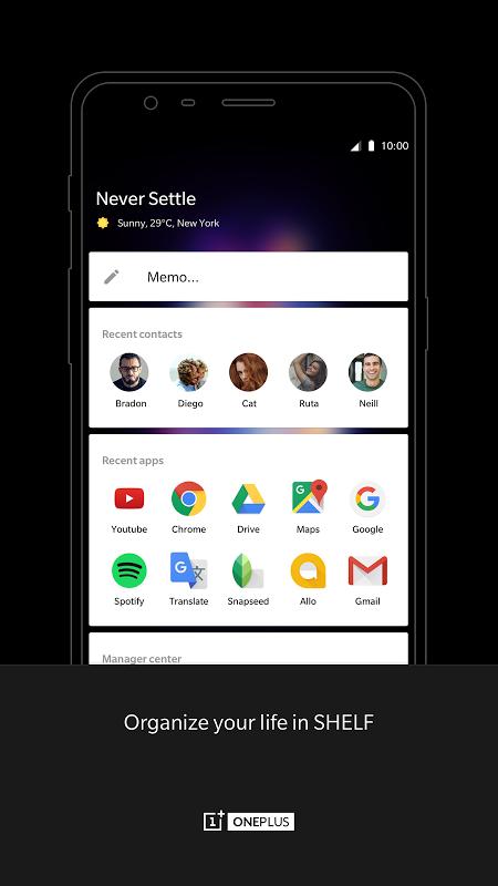 OnePlus Launcher 2.5.1.180803161901.ff750b1 Screen 4