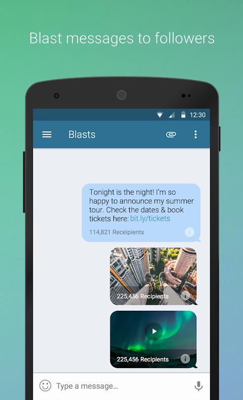 KingsChat SuperUser 1.0.16-c23f36a.1002 Screen 2