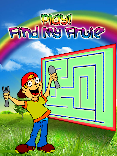 Android Kids Maze : Educational Kids Game Screen 1
