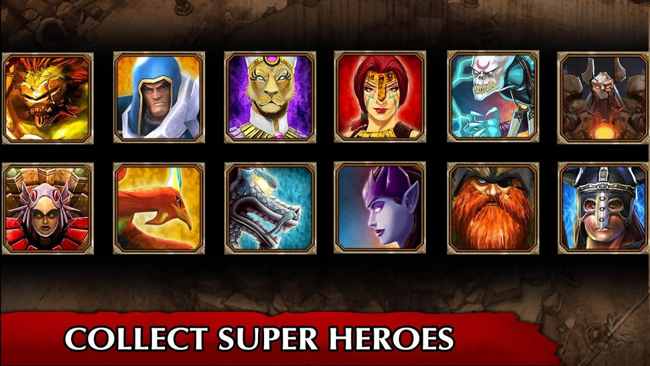 Legendary Heroes MOBA 3.0.52c Screen 2