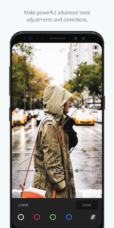Android Adobe Photoshop Lightroom CC Screen 5